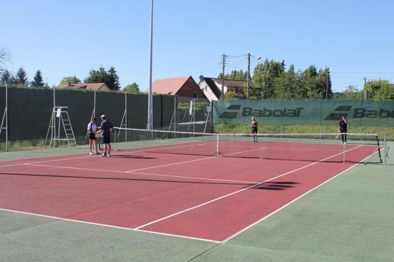 Les 24h du tennis viennent de débuter
